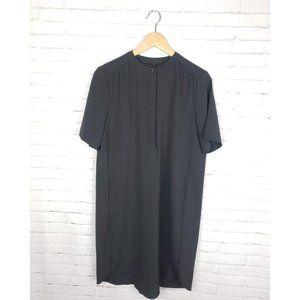 Ann Taylor LOFT Black Shift Dress